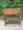 Panchina verde 7