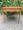 Tavolo quadrato intarsiato con scacchiera 23